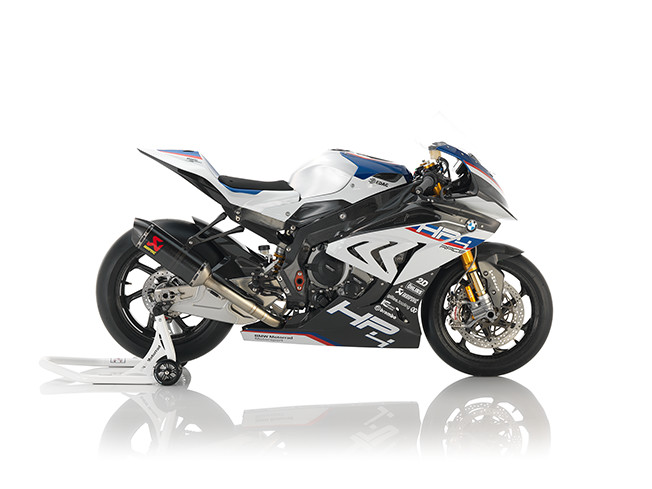 2017 BMW HP4 RACE in Sarasota, Florida