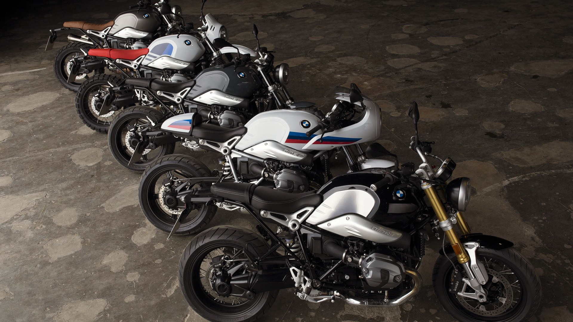 2017 BMW R nineT in Chico, California