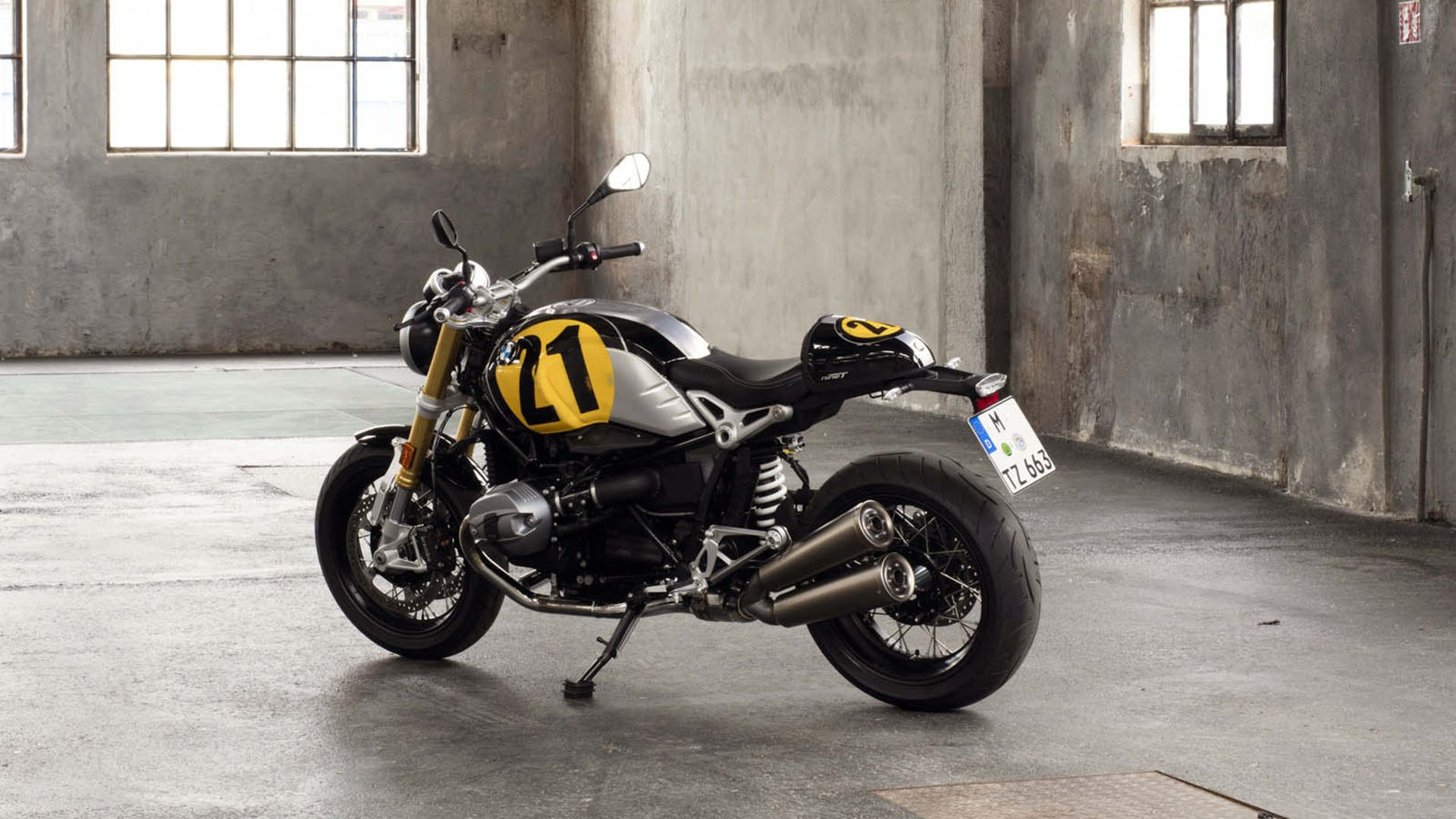2017 BMW R nineT in Falmouth, Maine