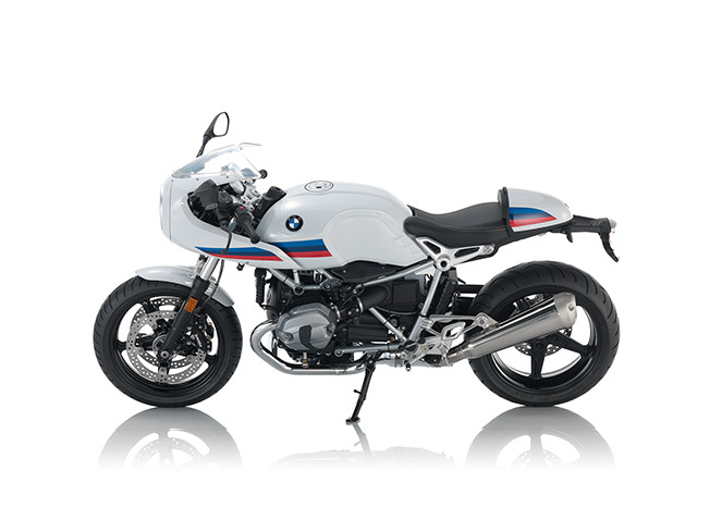 2017 BMW R nineT Racer in Chico, California