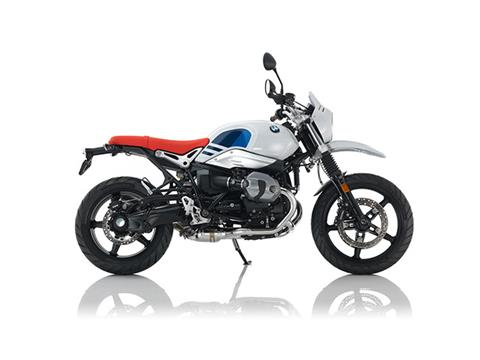 2017 BMW R nineT Urban G/S in Chico, California