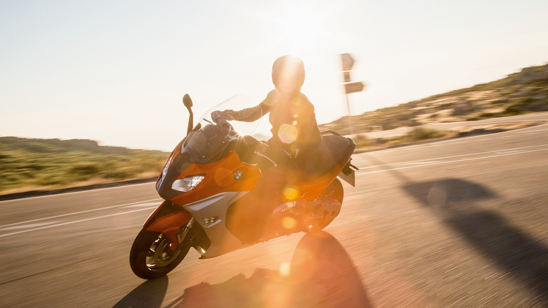 2017 BMW C 650 Sport in Orange, California