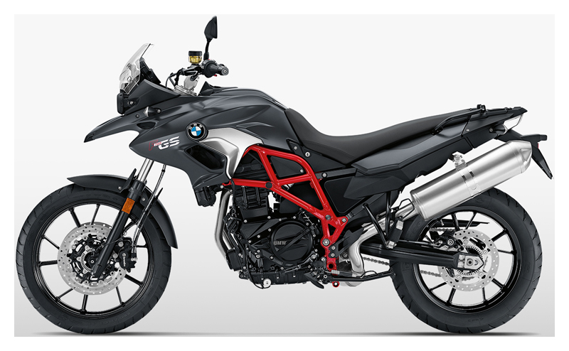 2018 BMW F 700 GS in Hilliard, Ohio