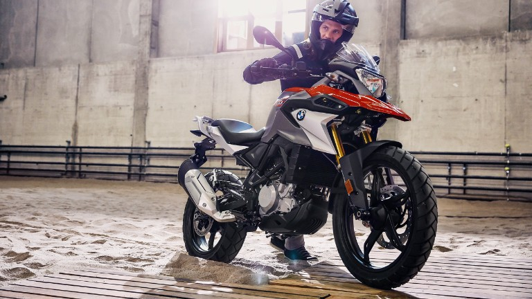 2018 BMW G 310 GS in Hilliard, Ohio