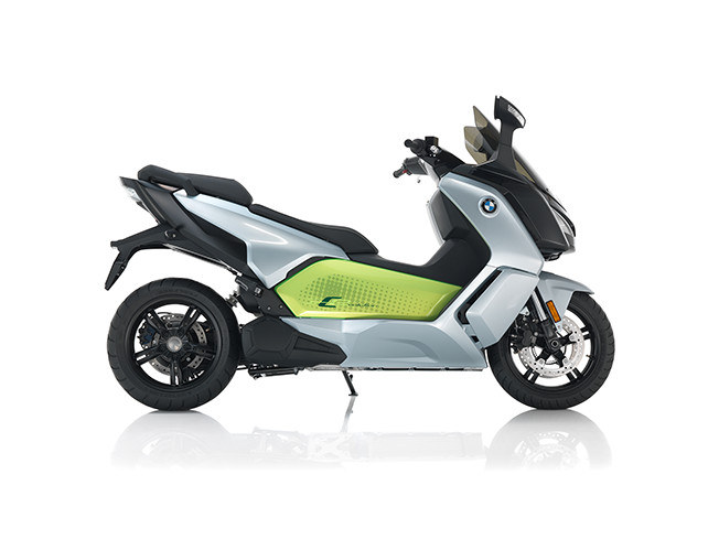 2017 BMW C Evolution in Hilliard, Ohio