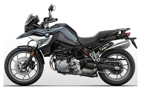2019 BMW F 750 GS in Iowa City, Iowa