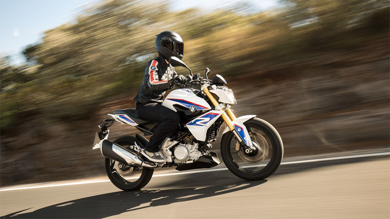 2019 BMW G 310 R in Iowa City, Iowa - Photo 8