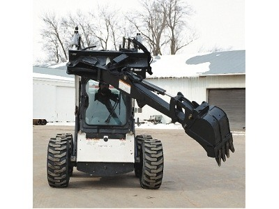 2016 Bobcat Bob-Tach Backhoe in Fort Wayne, Indiana