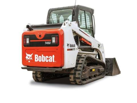 2016 Bobcat T450 in Lynchburg, Virginia