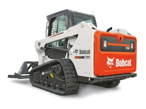 2016 Bobcat T550 in Lynchburg, Virginia