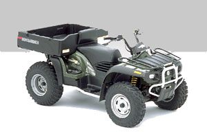 2001 Can-Am Traxter XL ATV in Rochester, Minnesota