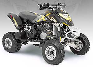 2004 Can-Am DS 650™ Baja X in Ponderay, Idaho