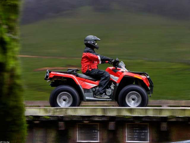 2007 Can-Am Outlander™ MAX XT 650 H.O. EFI in Colebrook, New Hampshire