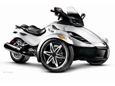 2010 Can-Am Spyder® RS-S SE5 in Mineola, New York