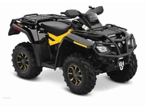 2011 Can-Am Outlander™ 650 XT-P in Mahwah, New Jersey