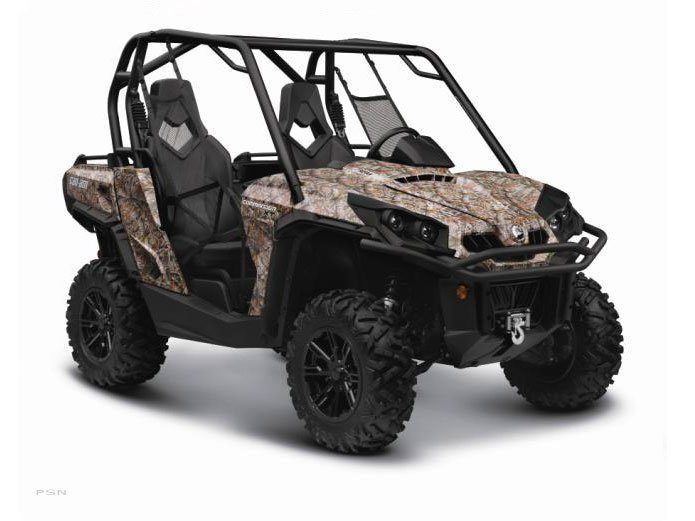 2012 Can-Am Commander™ 1000 XT  in Leland, Mississippi