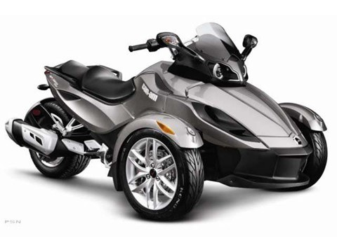 2013 Can-Am Spyder® RS SE5 in Enfield, Connecticut