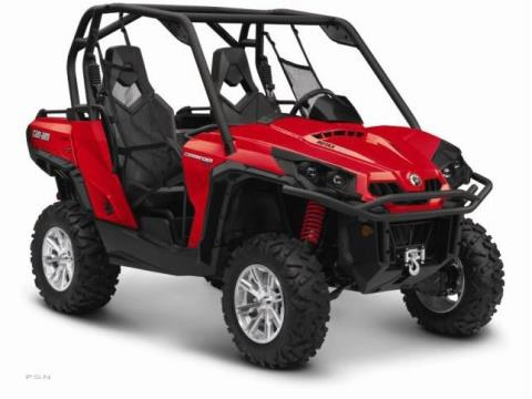 2013 Can-Am Commander™ XT™ 1000 in Claysville, Pennsylvania