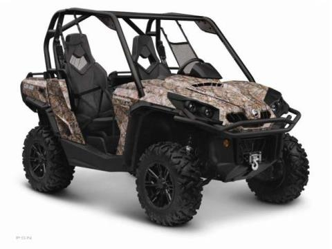 2013 Can-Am Commander™ XT™ 800R in Land O Lakes, Wisconsin