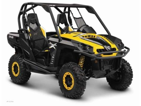 2013 Can-Am Commander™ X® 1000 in Dickinson, North Dakota