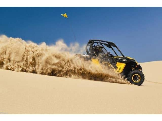 2013 Can-Am Maverick™ X® rs 1000R in Amarillo, Texas