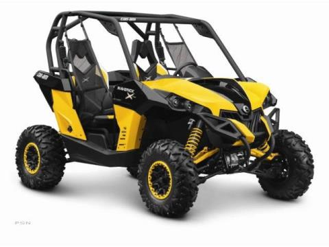 2013 Can-Am Maverick™ X® rs 1000R in Chickasha, Oklahoma