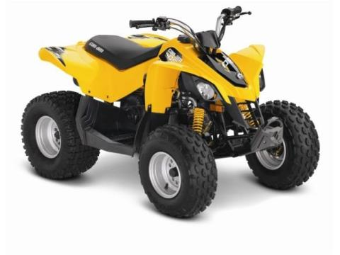 2014 Can-Am DS 70™ in Elizabethton, Tennessee