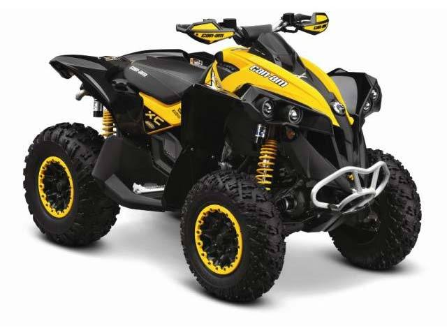 $5,999, 2014 Can-Am Renegade X xc 1000 Sport 4x4