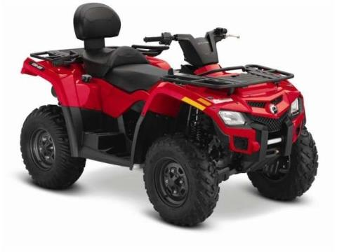 2014 Can-Am Outlander™ MAX 400 in Land O Lakes, Wisconsin