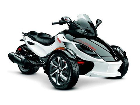 2014 Can-Am Spyder® RS-S SE5 in Monroe, Michigan