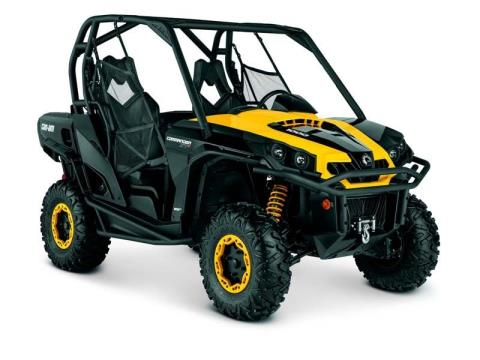 2014 Can-Am Commander™ 1000 XT-P in Dickinson, North Dakota