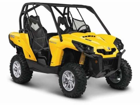 2014 Can-Am Commander™ DPS™ 800R in Clovis, New Mexico