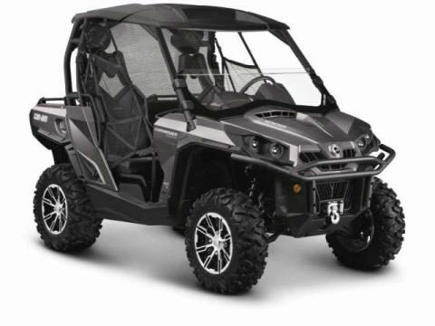 2014 Can-Am Commander™ Limited 1000 in Lake Havasu City, Arizona