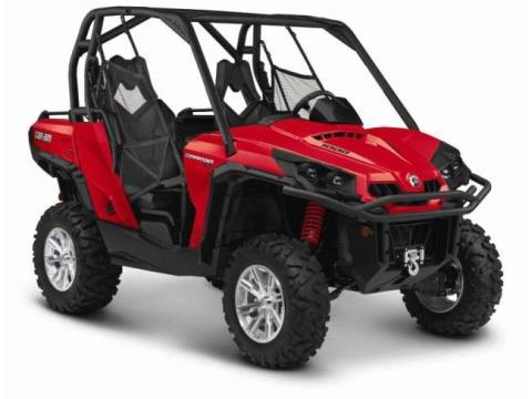 2014 Can-Am Commander™ XT™ 1000 in Cohoes, New York