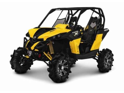 2014 Can-Am Maverick™  1000R X mr in Johnstown, Pennsylvania