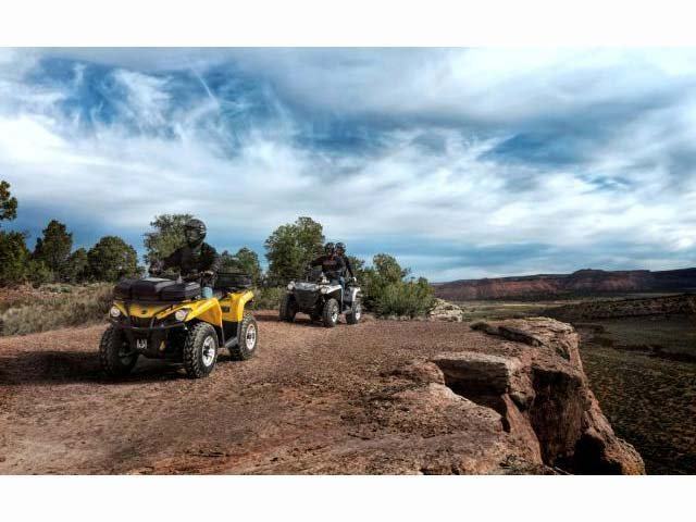 2015 Can-Am Outlander™ L DPS™ 450 in Inver Grove Heights, Minnesota
