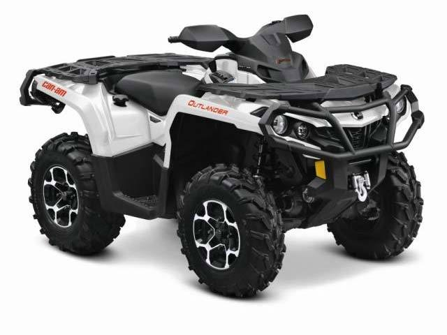 2015 Can-Am Outlander™ XT™ 1000 in Mineral Wells, West Virginia