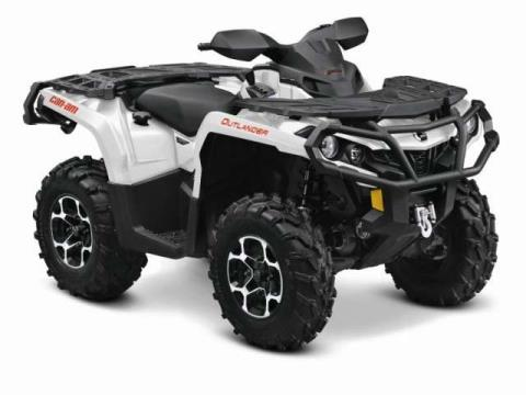 2015 Can-Am Outlander™ XT™ 650 in Mineral Wells, West Virginia