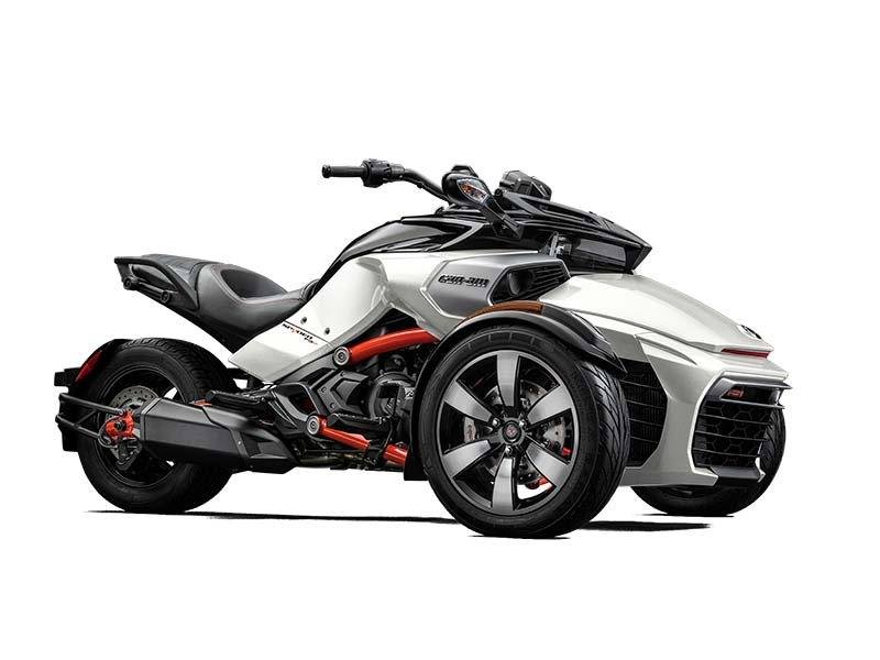 2015 Can-Am Spyder® F3-S SE6 in Chesapeake, Virginia