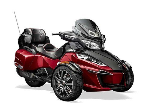 2015 Can-Am Spyder® RT-S Special Series SE6 in Dickinson, North Dakota
