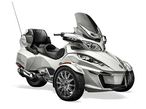 2015 Can-Am Spyder® RT Limited in Dickinson, North Dakota