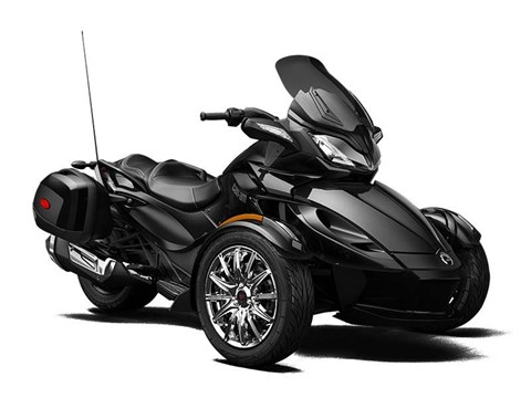 2015 Can-Am Spyder® ST Limited in Naples, Florida