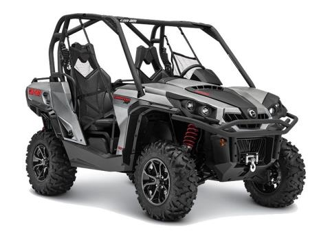 2015 Can-Am Commander™ XT™ 1000 in Honesdale, Pennsylvania