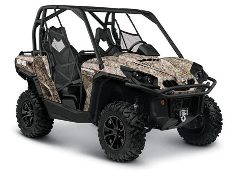 2015 Can-Am Commander™ XT™ 1000 in Chesapeake, Virginia