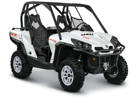 2015 Can-Am Commander™ XT™ 1000 in Columbus, Nebraska