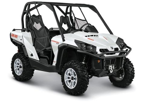2015 Can-Am Commander™ XT™ 800R in Dickinson, North Dakota