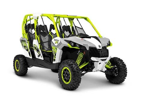 2015 Can-Am Maverick™ Max X® ds 1000R Turbo in Dickinson, North Dakota