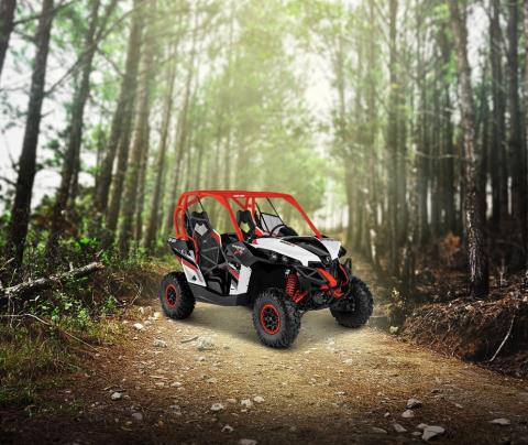 2015 Can-Am Maverick™ X® xc DPS™ 1000R in Wasilla, Alaska