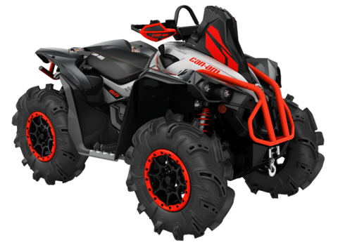 2016 Can-Am Renegade X mr 1000R in Jones, Oklahoma