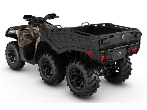2016 Can-Am Outlander 6X6 XT 1000 in Elizabethton, Tennessee